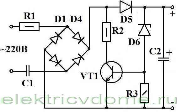bestransformatornyj-kondensatornyj-vyprjamitel